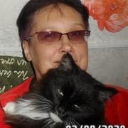 Светлана, 49, г.Коряжма