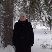 Эмма, 60, г.Чусовой