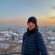 Дмитрий Молчанов 19 Иркутск