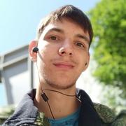 Владимир Оглоблин, 19, г.Новосибирск