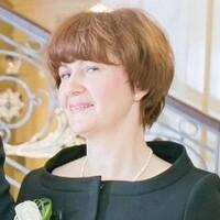 Валентина, 55 лет, Телец, Санкт-Петербург