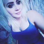 Кристина Инякова, 22, г.Абдулино