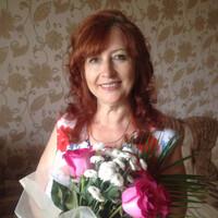 Татьяна, 61 год, Лев, Промышленная
