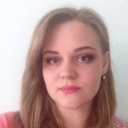 Анастасия 24 года (Козерог) Москва