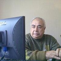 akif, 63 года, Водолей, Баку